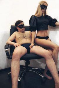 Lisabeth and Artem